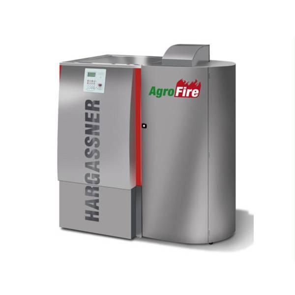 Caldera de Multicombustible Agrofire 25 40 kw Hargassner