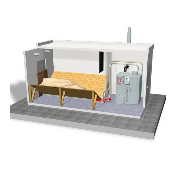 Contenedores de Calefacción